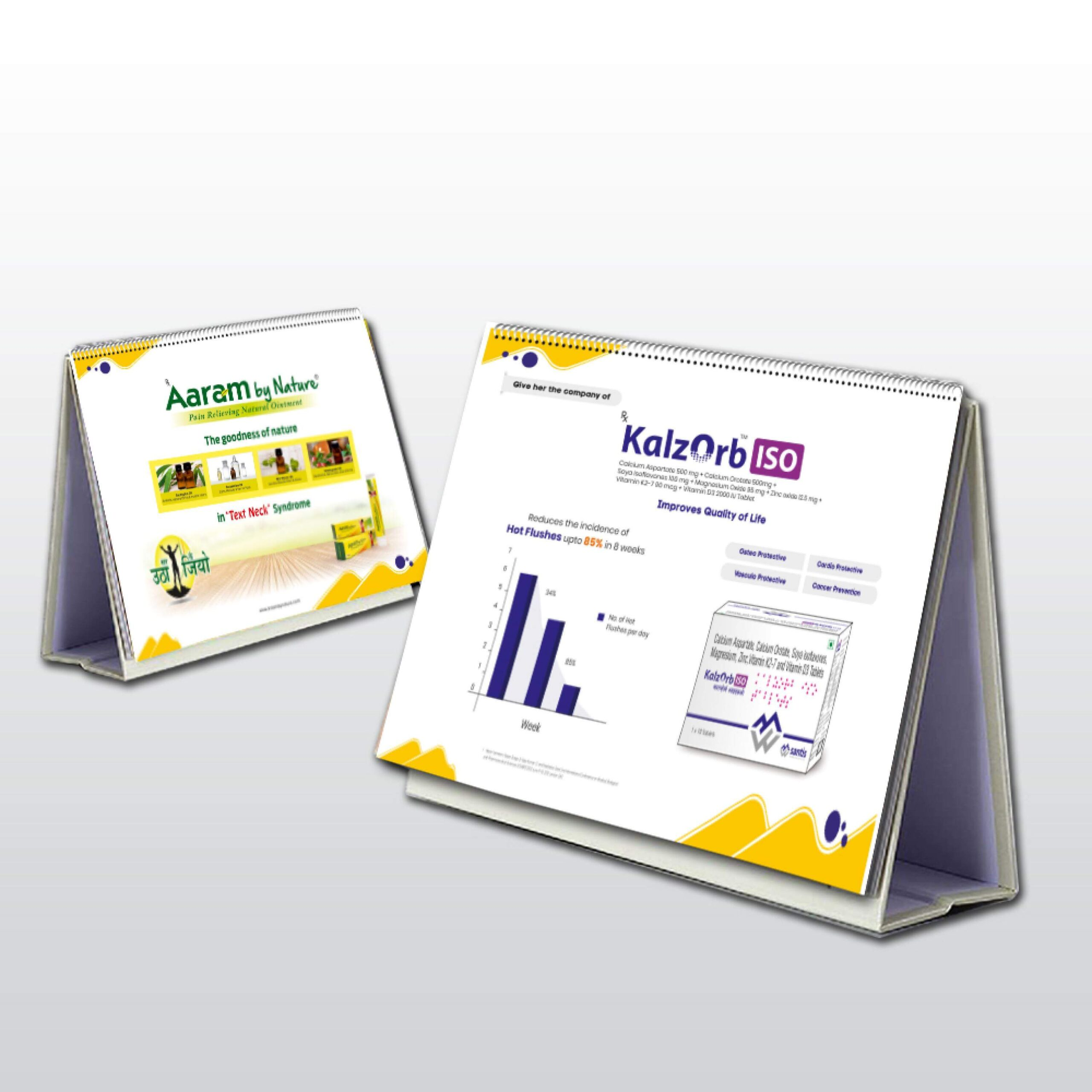 pharma visual aid work